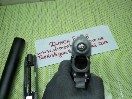 Пистолет Stalker 914 хорош во всех смыслах,крепкий надёжный,отходит 500 выстрело. Киев, Киевская область. фото 3