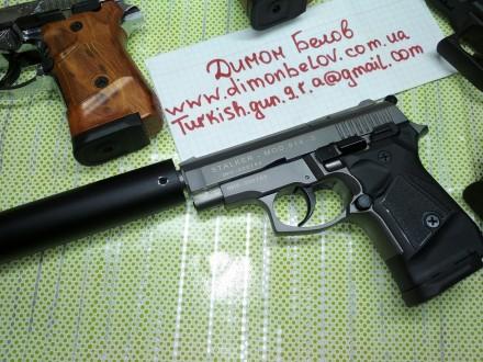 Пистолет Stalker 914 хорош во всех смыслах,крепкий надёжный,отходит 500 выстрело. Киев, Киевская область. фото 11