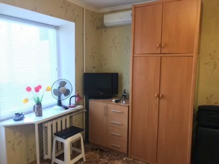 Сдам свою 1 ком квартиру посуточно в г.Черноморск. Черноморское. фото 1