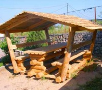 садовая  мебель. Семеновка. фото 1