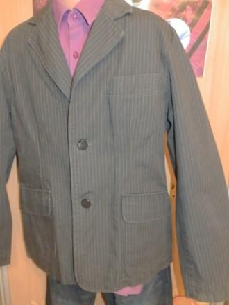 Пиджак и жилетка на мальчика. Одесса. фото 1