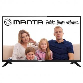 Телевизор MANTA LED 93026/3204/32М09 Т2 новый в наличие!. Любомль. фото 1