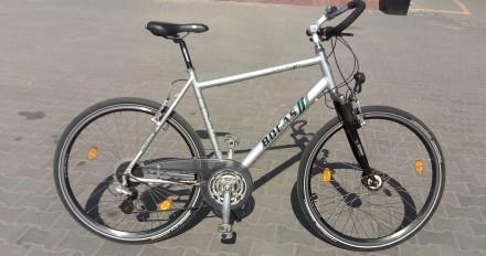 Велосипед BOCAS 28 колеса с Германии алюминиевый. Черновцы. фото 1