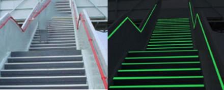 Люминесцентная самосветящаяся краска используется для создания систем безопаснос. Винница, Винницкая область. фото 3