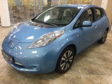 Nissan Leaf S. Киев. фото 1