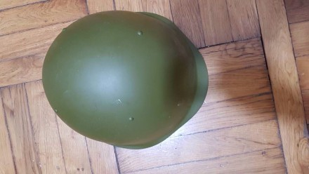 Каска военная стальной шлем СШ-68 оливковая. Одесса. фото 1