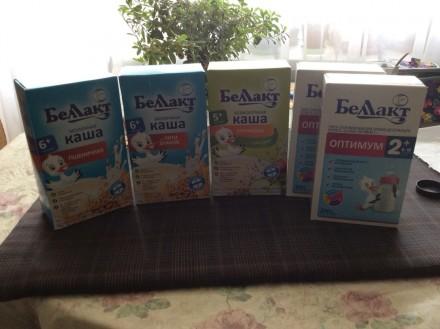 Питание фирмы Беллакт (Белорусия). Дунаевцы. фото 1
