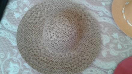 Шляпка женская для летнего отдыха. Черновцы. фото 1