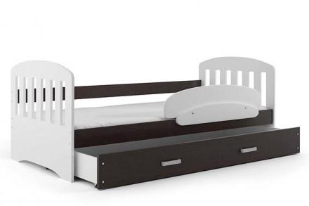 Односпальная кровать Kevin 160x80 для детей. Житомир. фото 1
