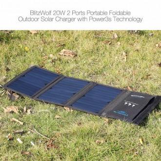 Куплю складную солнечную панель AllPowers, Blitz Wolf или подобные.. Николаев. фото 1