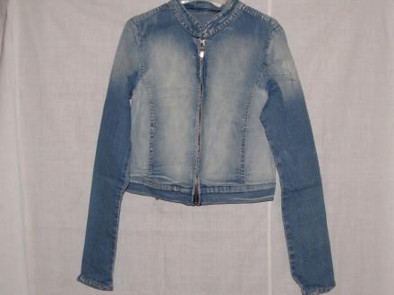 Продам джинсовую курточку. Харьков. фото 1