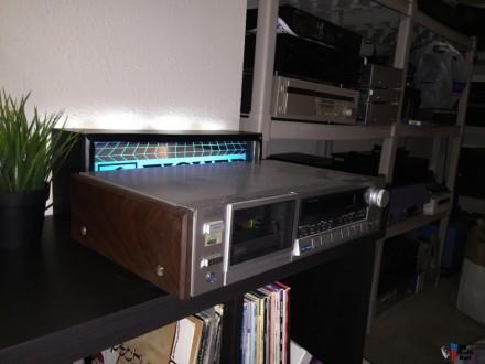SONY TC-K555 - классическая кассетная трёхголовочная дека от SONY в отличном сос. Херсон, Херсонская область. фото 4