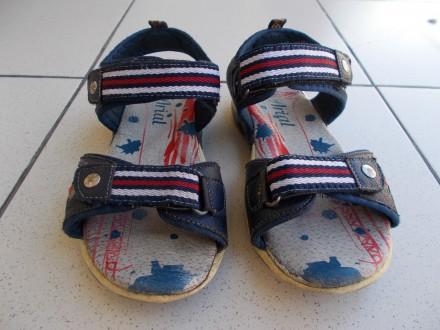 Детские открытые босоножки (сандалии) Arial, размер 33.. Северодонецк. фото 1