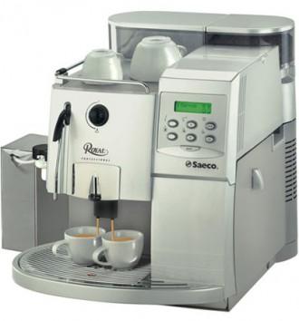 Аренда автоматических кофемашин. Saeco Royal Cappuccino/Professional. Киев. фото 1