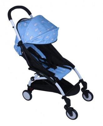 Современная,компактная,легкая в использовании коляска для прогулок, облегчающая . Днепр, Днепропетровская область. фото 4