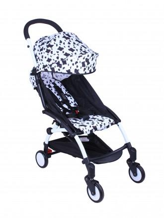 Современная,компактная,легкая в использовании коляска для прогулок, облегчающая . Днепр, Днепропетровская область. фото 6