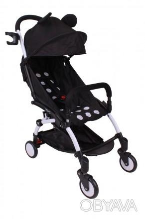 Современная,компактная,легкая в использовании коляска для прогулок, облегчающая . Днепр, Днепропетровская область. фото 1
