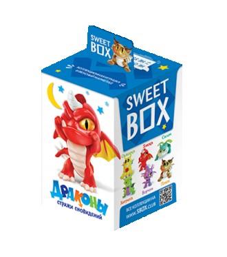 СВИТБОКС Мармелад с игрушкой в коробочке Драконы. Стражи сновидений. Ахтырка. фото 1