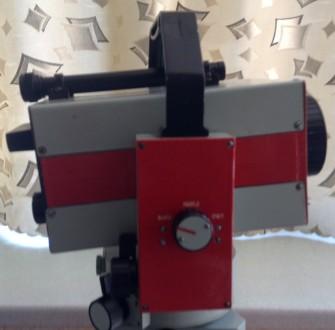 Светодальномер СМ-5 и штатив геодезический универсальный. Выпуск 1983 года.  То. Одесса, Одесская область. фото 12