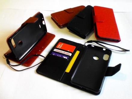 Чехол книжка Xiaomi Redmi3S 4 5 6 7 а х Note Prо Plus S2 Mi А1 А2 Pocophonе F1 +. Чернигов. фото 1