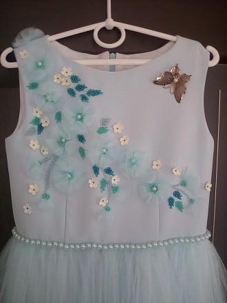 Плаття для дівчинки. Киверцы. фото 1