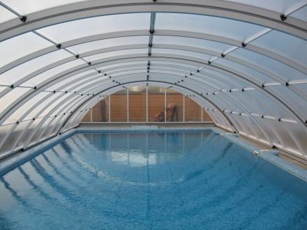 Павильон для бассейна arka. Киев. фото 1