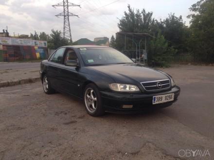 Продам Opel Omega B 2001 гв,нерастаможеный,пригнан с Чехии,двс2,2,147 лс. Запорожье. фото 1