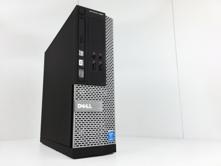 Компьютер DELL 3020 SFF. Intel i3-4130 3,4 GHz,4GB RAM,500GB.Гарантия!. Киев. фото 1