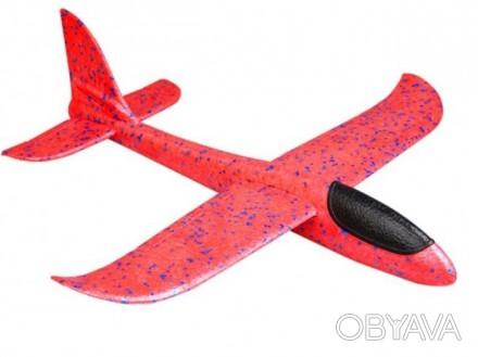 Самолетик метательный - Планирующий самолет - трюкач Boing 700