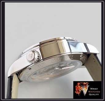 Jaeger-LeCoultre - Master Geographic World Time Silver dial Stainless steel Ref. Киев, Киевская область. фото 7