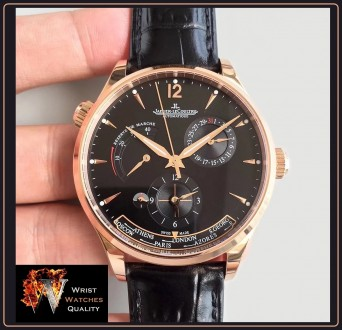 Jaeger-LeCoultre - Master Geographic World Time Silver dial Stainless steel Ref. Киев, Киевская область. фото 13