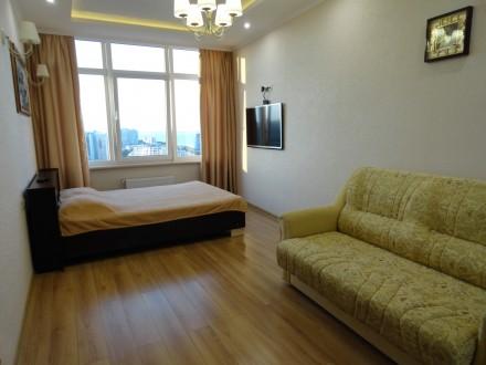 Сдам квартиру с шикарным видом на море в Аркадии. ЖК «27 Жемчужина» 1к квартира . Аркадия, Одесса, Одесская область. фото 11