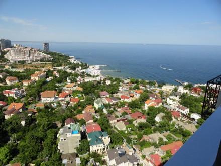 Сдам квартиру с шикарным видом на море в Аркадии. ЖК «27 Жемчужина» 1к квартира . Аркадия, Одесса, Одесская область. фото 4