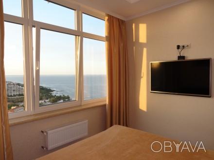 Сдам квартиру с шикарным видом на море в Аркадии. ЖК «27 Жемчужина» 1к квартира . Аркадия, Одесса, Одесская область. фото 1