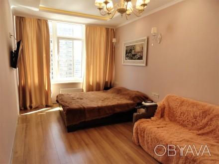 Сдам квартиру с шикарным видом на море в Аркадии. ЖК «27 Жемчужина» 1к квартира1. Аркадия, Одесса, Одесская область. фото 1