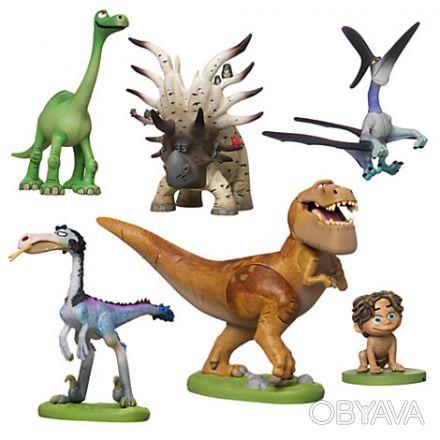 Размер фигурок: до 12 см Производитель: Disney, США Для детей: от 3-х лет  В. Запоріжжя, Запорізька область. фото 1