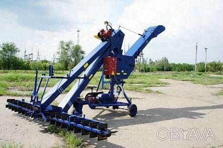 Зернометатель ЗЗП-80, ЗЗП-60, ЗЗП-100, зернопогрузчик