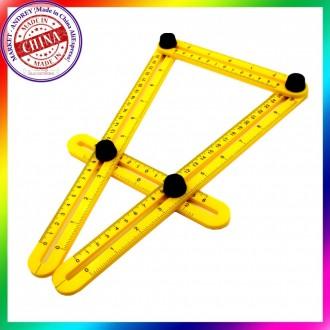 Мультифункциональная линейка Multifunctional Folding Ruler. Кременчук. фото 1