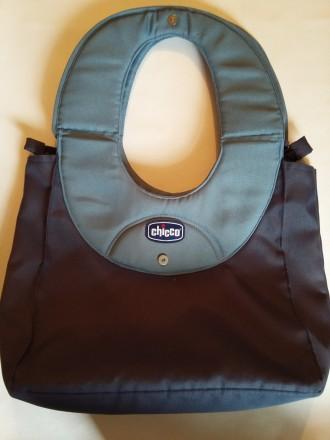 Chicco Enjoy сумка - состояния сумки идеальное,недавно купили но не пригодилось . Киев, Киевская область. фото 2