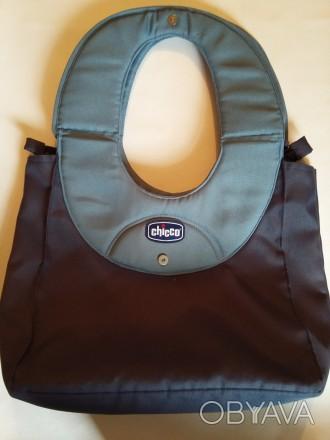 Chicco Enjoy сумка - состояния сумки идеальное,недавно купили но не пригодилось . Киев, Киевская область. фото 1