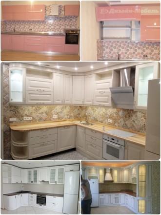 Корпусная мебель на/под заказ.Кухни,шкаф-купе,детские,спальни,прихожие,не дорого. Кривой Рог. фото 1