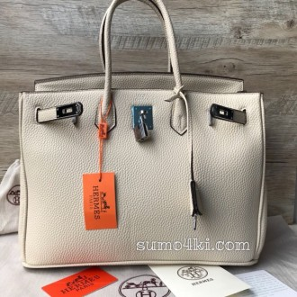Шикарная сумочка Hermes Birkin в невероятно модных цветах! В комплекте идёт кар. Одесса, Одесская область. фото 5