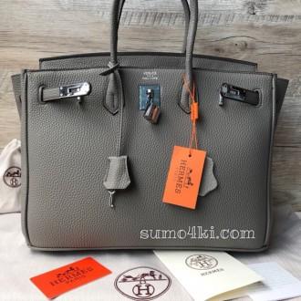 Шикарная сумочка Hermes Birkin в невероятно модных цветах! В комплекте идёт кар. Одесса, Одесская область. фото 7