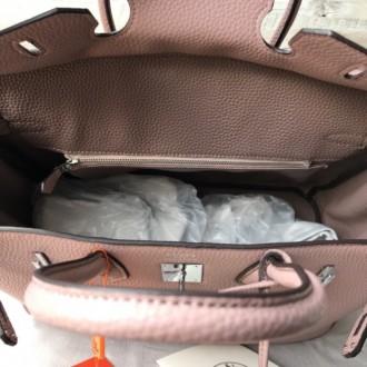 Шикарная сумочка Hermes Birkin в невероятно модных цветах! В комплекте идёт кар. Одесса, Одесская область. фото 9