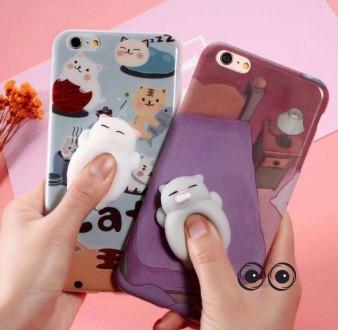 Чохол Чехол на для iPhone Айфон 6 6s 7 7+ 8 8+ Чехли Айфона Чохли Чехлы Кейс. Косов. фото 1