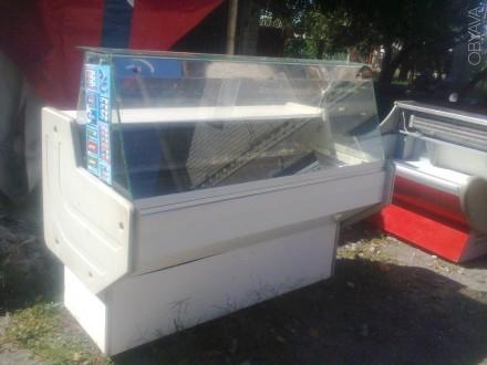 Продам две холодильные витрины.. Днепр. фото 1