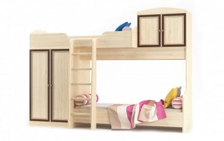Кровать горка Дисней. Мебель со склада по оптовым ценам. Киев. фото 1