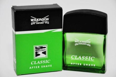 Лосьон после бритья Wilkinson Sword (Schick) Classic 100ml. Черновцы. фото 1