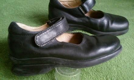 туфли черные кожанные. Чернігів. фото 1
