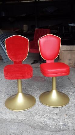 Высокие барные стулья под игровые столы/тумбы/автоматы,казино,покер,рулетка. Белая Церковь. фото 1